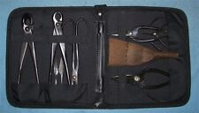9 PIECE BONSAI TOOL SET - BONSAI TOOL KIT - BONSAI TOOLS