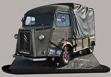 CITROEN HY - 03 le Tube, le camion de Louis la Brocante en horloge