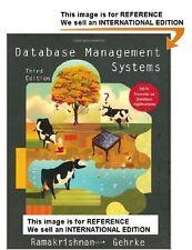 Database Management Systems by Raghu Ramakrishnan Int' Edition PaperBack -3 Ed