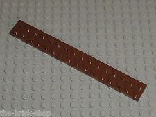 LEGO Star Wars OldBrown plate 2 x 16 ref 4282 / sets 10124 4588 7155 3451