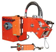 Hydraulische Seilwinde HAW1700 Funk für Holzspalter Rückwagen Rückezange usw.
