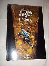 """""""LE LEVIATHAN DE L ESPACE"""" R. F. YOUNG (1985) EDIT. NEO - no 142"""