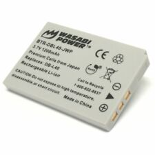 Wasabi Power Battery for Sanyo DB-L40, DB-L40AU