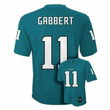 ($55) Jacksonville Jaguars BLAINE GABBERT nfl Jersey YOUTH KIDS BOYS (m-medium)