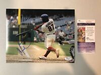 Odubel Herrera Autograph Signed Phillies 8x10 Photo JSA