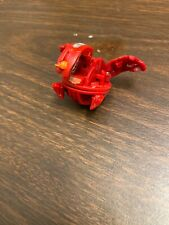 Bakugan Spin Dragonoid Red Pyrus Special Attack 670G & cards