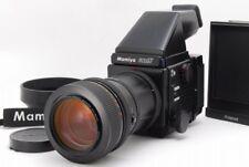 Mamiya Rz67 pro Ae Finder Medium Film Slr w/ Sekor c 100-200mm [Near mint+]
