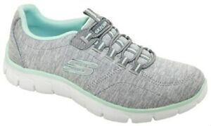 Mismatched Skechers Womens Heart to Heart Air Cooled Memory foam Shoes 12404