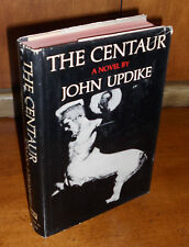Signed First Edition ~ The Centaur by John Updike, 1963, National Book Award