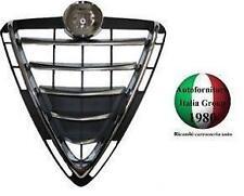 GRIGLIA ANTERIORE CROMATA MASCHERA SCUDO ALFA ROMEO GIULIETTA 13> 2013 IN POI