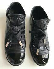 Chanel Sneakers 39,5 (US 9 - 9,5 ) Logo CC Black Authentic