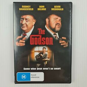 The Godson DVD - All Regions - Comedy - TRACKED POST