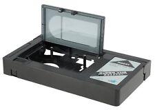 HQ Adaptador de cassette de video VHS-C Videocámara Cintas Convertidor reproductor motorizados Play
