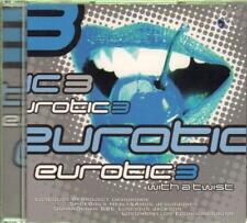 Various Electronica(CD Album)Eurotic 3-New