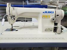 Juki Ddl 8700 Single Needle Straight Stitch Sewing Machine Assembled New