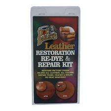 Doc Baileys Leather Restoration, Repair & Re-Dye Kit