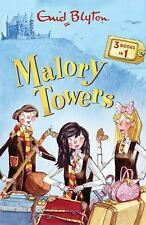 Malory Towers Collection Volume One by enid blyton