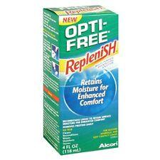 Opti-Free RepleniSH Multi-purpose Contacts Solution 4oz Each