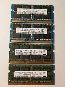 Old imac memory 2 x 2gb and 2 x 4gb
