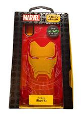 Otterbox Iphone XR Case Iron Man Glows In The Dark Brand New