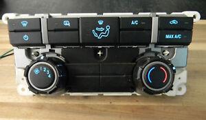 2010 Ford F150 Heater A/C Climate Control AL34-19980 10  E1021AL3