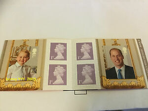 HM The QUEENS 90TH BIRTHDAY BOOK II ( stamp booklet)