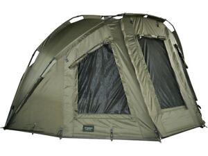 MK 5 Seasons Carp Dome Pro 3,5 Man Bivvy Angelzelt Karpfenzelt Shelter