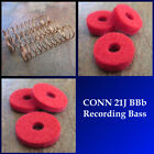 CONN 21J BBb Recording Bass Tune Up - Rebuild Kit