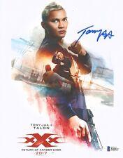 Tony Jaa XXX Autographed Signed 8x10 Photo Beckett COA #3