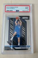 Luka RC PSA 9 NBA Chase Pack  Guaranteed RC / Prizm / Auto / Patch