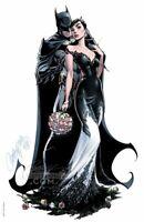 SOLD OUT: BATMAN #50 - J. SCOTT CAMPBELL VIRGIN WHITE WEDDING SDCC EXCLUSIVE