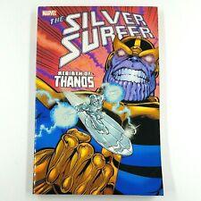 The Silver Surfer: Rebirth of Thanos (TPB, 2006) Jim Starlin  Marvel