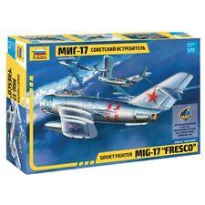 Zvezda Z7318 Mig-17 fresco 1:72 Kit plástico modelo