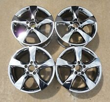 "MERCEDES C CLASS 250 300 350 AND METRIS 17"" CHROME OEM WHEELS 85510"