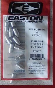 FAT BOY G-NOCK BUSHINGS 1 DZ EASTON