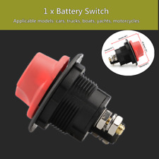 32VDC 100A Car Boat Truck Motor Disconnect Battery Isolator Cut Off Switch Part