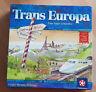 Trans Europa - Eine Spur schneller Spiel - Top Zustand, Winning Moves 20325