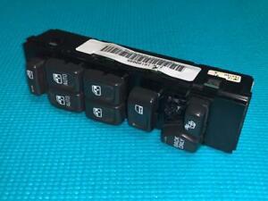 2002 03 04 05 GMC ENVOY ENVOY XL/XUV WINDOW MASTER SWITCH HTD SEATS 15180085 OEM