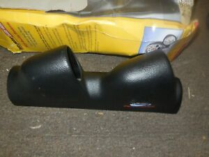 New 1994-1998 Ford Racing Dual Gauge Pod M-17555-M201