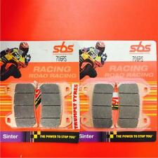 Aprilia RSV 1000 Mille 97 > 01 SBS Front Race Sinter Brake Pads OE QUALITY 706RS