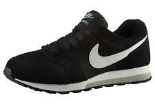 NIKE Kinder Freizeit und Sport Schuh MD Runner 2 (gs) schwarz wei�Ÿ
