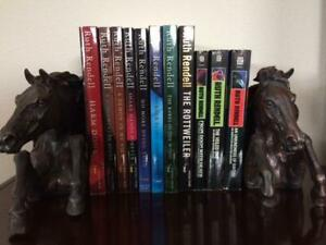 Ruth Rendell - Eleven Paperback Books  (Lot)