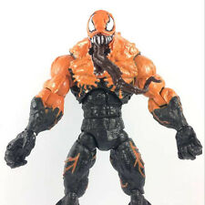 Limited  Marvel Legends Classics Spiderman Orange VENOM 7in. Action Figure Gift