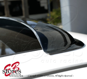 Sunroof Moon Shield Roof Visor 880mm Dark Smoke 3mm For 1988-91 Honda CR-X Coupe