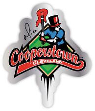 "Alice Cooper Cooperstown sticker decal 4"" x 5"""