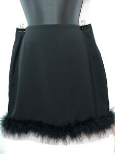 Urban Outfitters  Women's Brand New Black A Line Mini Skirt Size Small