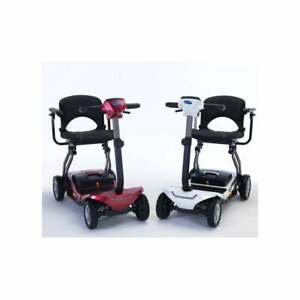 Invacare Scorpious A Lightweight Folding Mobility Scooter