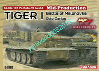 Dragon 6888 1/35  Battle Malonovka otto carius  Tank model