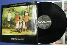 LP STEWART COPELAND THE RHYTHMATIST AM RECORDS 1985 MADE IN GERMANY
