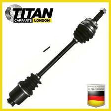 Per Subaru Forester, Legacy Outback Destra o Sinistra ABS Drive Shaft & CV JOINT